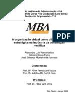Empresa Virtual_Construção Metálica