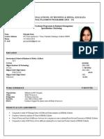 PriyankaDutta CV