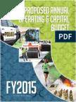 San Antonio FY2015 Proposed Budget