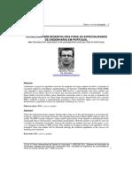 BIM Para Especialidades de Engenharia Em Portugal