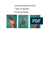 Canniesburn Flap Course Advert Sept 2014