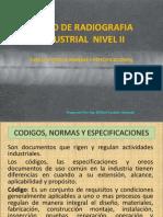 CURSO DE RADIOGRAFIA INDUSTRIAL  NIVEL II.ppt