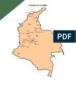 Ciudades de Colombia