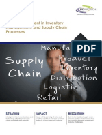 Inventory Management and Supply Chain Processes