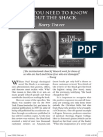2009 Issue 3 - What You Need to Know About The Shack - Counsel of Chalcedon