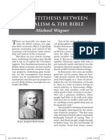 2009 Issue 3 -  The Antithesis Between Socialism and The Bible - Counsel of Chalcedon