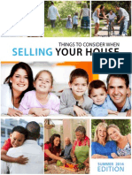 Selling Your House Summer 2014