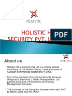Ppt Holistic