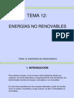 12 Energias No Renovables