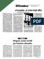 Direttori Regione Abruzzo Rassegna Stampa
