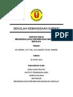 Kertas Kerja Perhimpunan Sekolah SKS