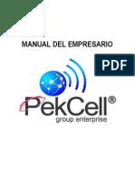 Manual Empresario Pekost.