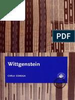 Wittgenstein de Cordua