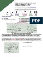 detroit diesel serial number guide