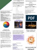 integration team brochure
