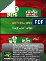 Foro III La Paz Avanzaturismo.final
