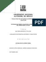 12. Software Multimedia Auxiliar en La Enseñanza Del Idioma Inglés 1 en Cbt