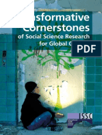 Transformative Cornerstones of Social Science Research for Global Change