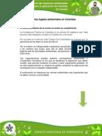 5. Requisitos Legales Ambientales en Colombia
