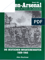 Waffen Arsenal - Band 186 - Die deutschen Infanteriewaffen 1939-1945