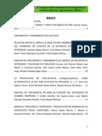 Dosis de Fertilizacion en Un Genotipo de Higuerilla N,PK