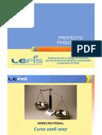 Derecho Penal 2006