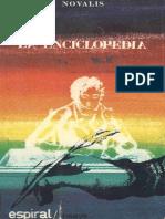 Novalis - La Enciclopedia