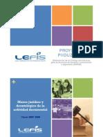 Marco Jurídico y Deontológico de la actividad documental