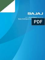 2012 13 Bajaj Holdingser