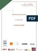 Dossier de Candidature_Power Starter