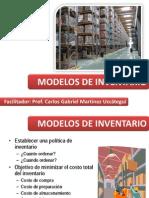 Investigacion de Operaciones Tema 2 Inventarios Eoq