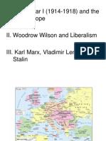 Liberalism and Marxism-Leninism