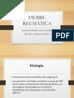 2. Fiebre Reumatoide.