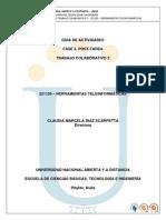 Guia Fase 3. Post-Tarea TraCol3 221120 Inter 2014-1