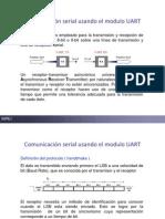 Comunicación Serial Usando El Modulo UART