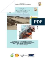 Geology of Bahariya Oasis in the Western Desert of Egypt