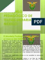 El Modelo Pedagógico de Telesecundaria en México Publi