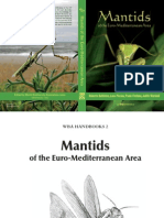 Mantids of the Euro-Mediterran Area