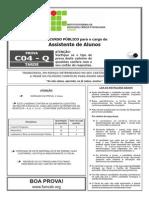 C04-Q - Assistente de Alunos