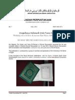 Wadah Perpustakaan Bil 7 Jul 2014