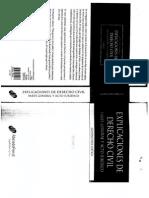 4.- Explicaciones de Derecho Civil 1