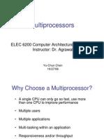 Multiprocessor_YChen