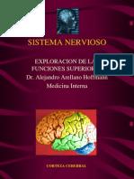 FUNCIONES SUPERIORES-PSIQUICO