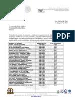 Becas de Inscripcion 2014