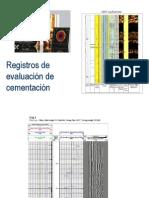 Registros de Evaluación de Cementación