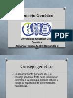 Consejo Genético