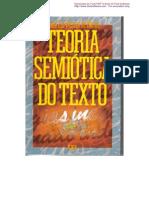 BARROS, D. Teoria Semiotica Do Texto