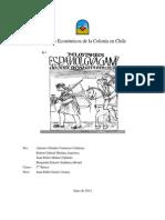 Sistemas Económicos de La Colonia en Chile