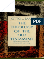 Theology of Old Testament