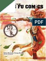 How to Draw - Kung Fu Comics